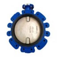 Модель 115 - Затвор дисковый межфланцевый без привода