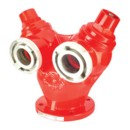 Twin Faced Hydrant Med